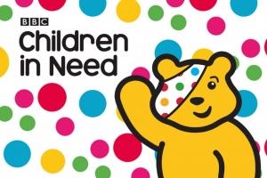 Children in Need / Plant mewn Angen.