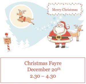 Christmas Fayre!!