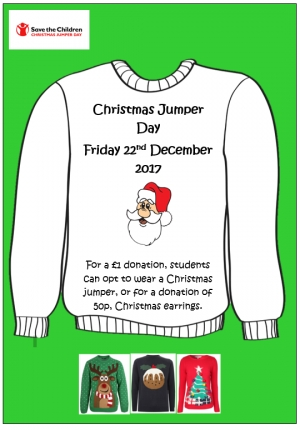 Christmas jumper day!!!