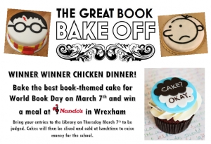 Great Book Bake Off