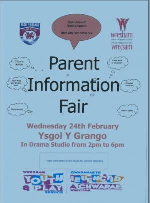 Parent Information Fair