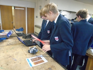 STEM Robotics Year 8 and 9