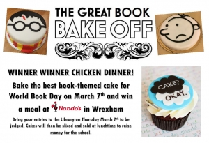 The great book bake off