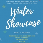 Winter showcase.