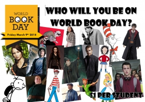 World Book Day.