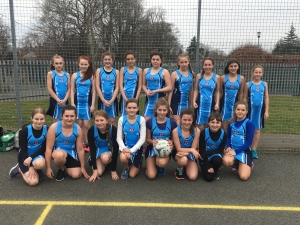 Wrexham Schools Netball Tournament