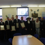 High Sheriff Visit