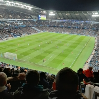 Manchester City trip.